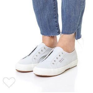 Superga Cotu sneakers, color Aluminum